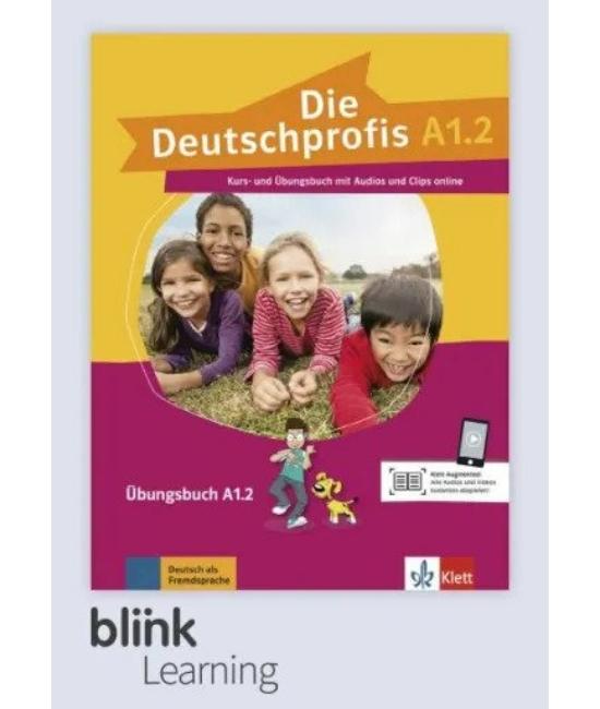 Die Deutschprofis A1.2 Übungsbuch - Digitale Ausgabe mit LMS - Tanulói verzió
