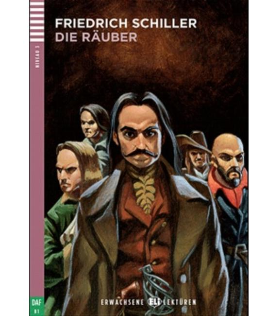 Die Räuber + Audio-CD