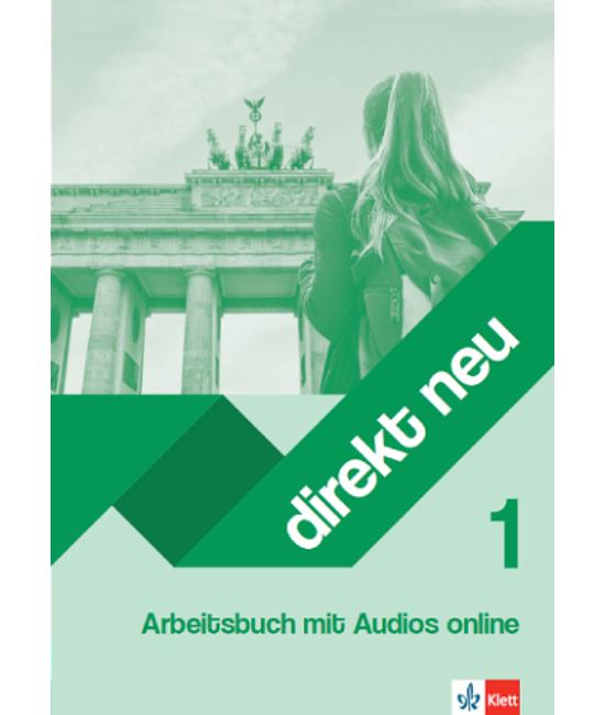 Direkt Neu Arbeitsbuch 1 mit Audios online
