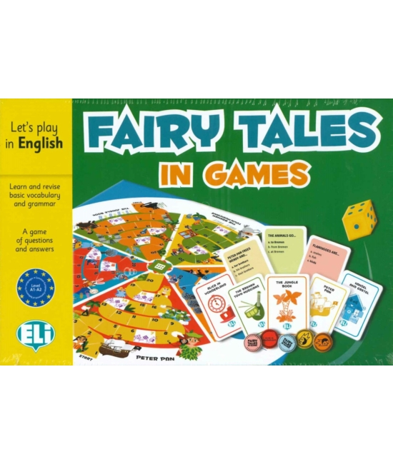 Fairy Tales in Games