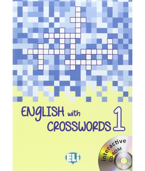 English with Crosswords 1 with CD ROM