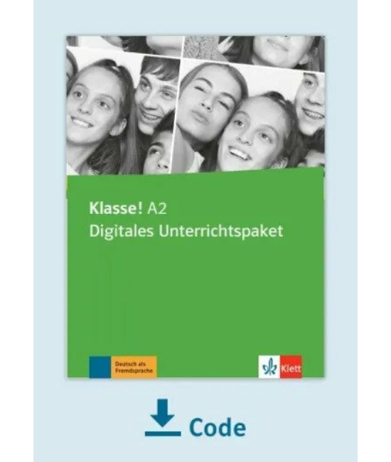 Klasse! A2 Digitales Unterrichtspaket