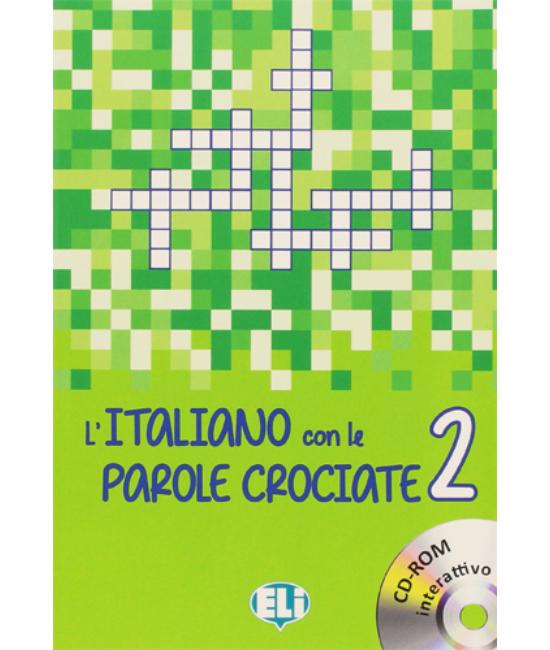 L'Italiano con le Parole Crociate 2 y CD ROM