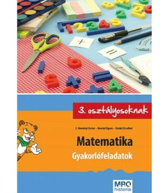 Matematika – Gyakorlófeladatok 3. osztályosoknak