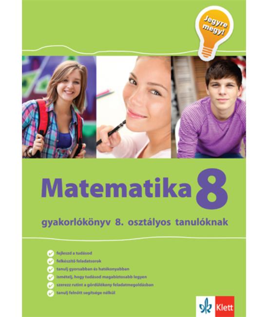 Matematika Gyakorlókönyv 8   Jegyre Megy