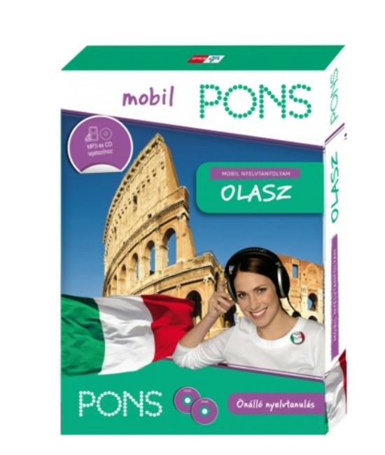 PONS Mobil Nyelvtanfolyam EXTRA – Olasz