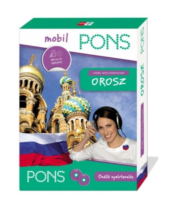 PONS Mobil Nyelvtanfolyam – Orosz
