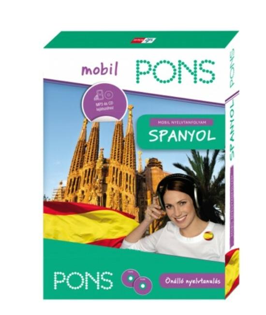 PONS Mobil Nyelvtanfolyam EXTRA – Spanyol