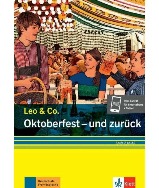 Oktoberfest und zurück Stufe 2 Buch mit CD