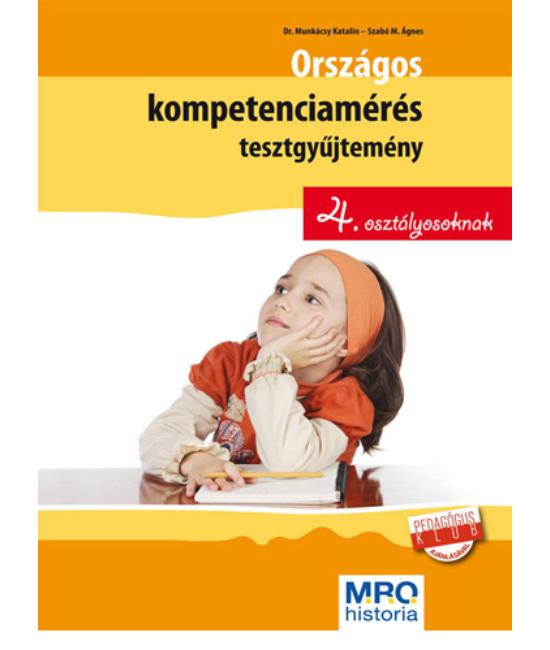 Országos kompetenciamérés tesztgyűjtemény 4. osztályosoknak