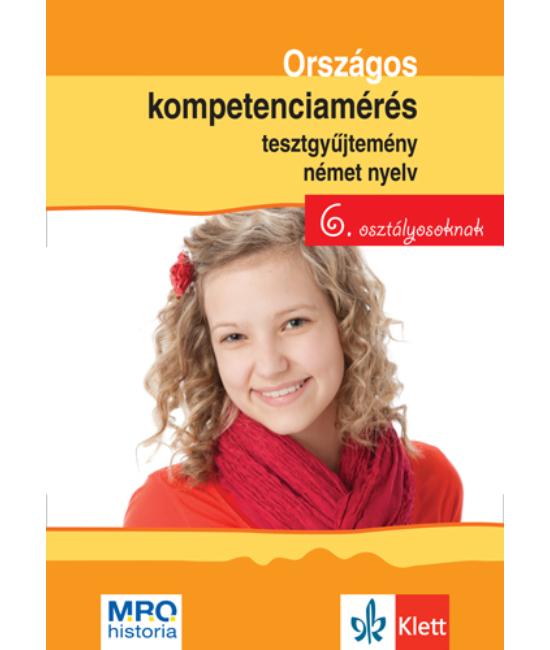 Országos kompetenciamérés tesztgy. Német nyelv 6. oszt.