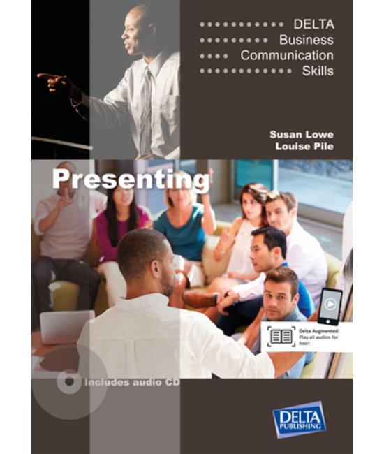 Delta Business Communication Skills: Presenting B1 B2