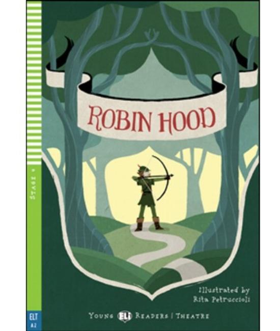 ROBIN HOOD + Audio-CD
