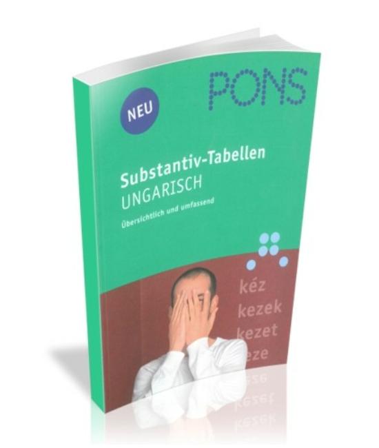 PONS Substantiv-Tabellen – Ungarisch