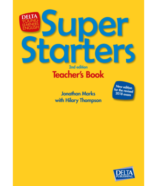 Super Starters Teacher's Resource Pack