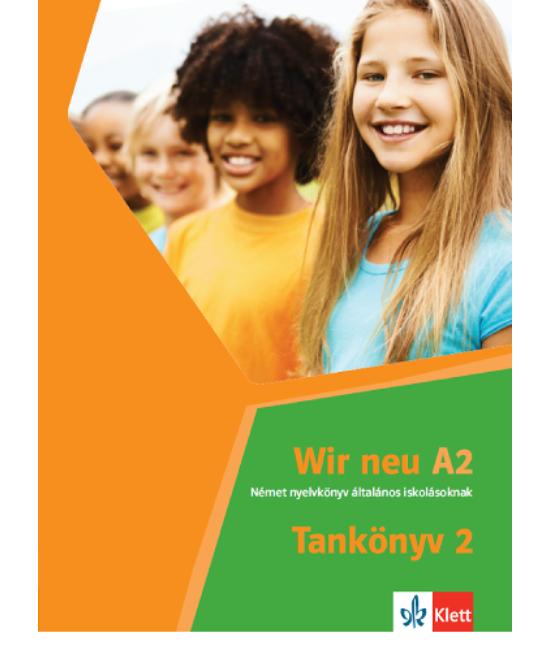 Wir neu 2 Tankönyv online audiomelléklettel