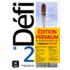 Défi 2  Livre de l'élélve et CD audio et CD audio Code Premium un an