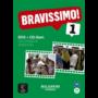 Kép 2/2 - Bravissimo! A1. DVD e CD ROM